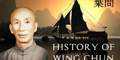 History and origin of the name Wing Chun