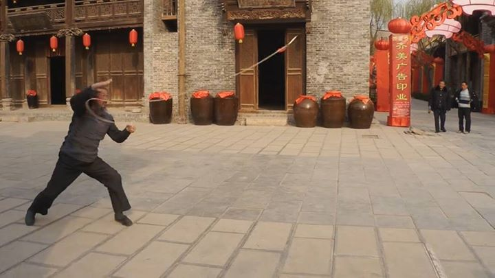 I Have Nothing But Kung Fu