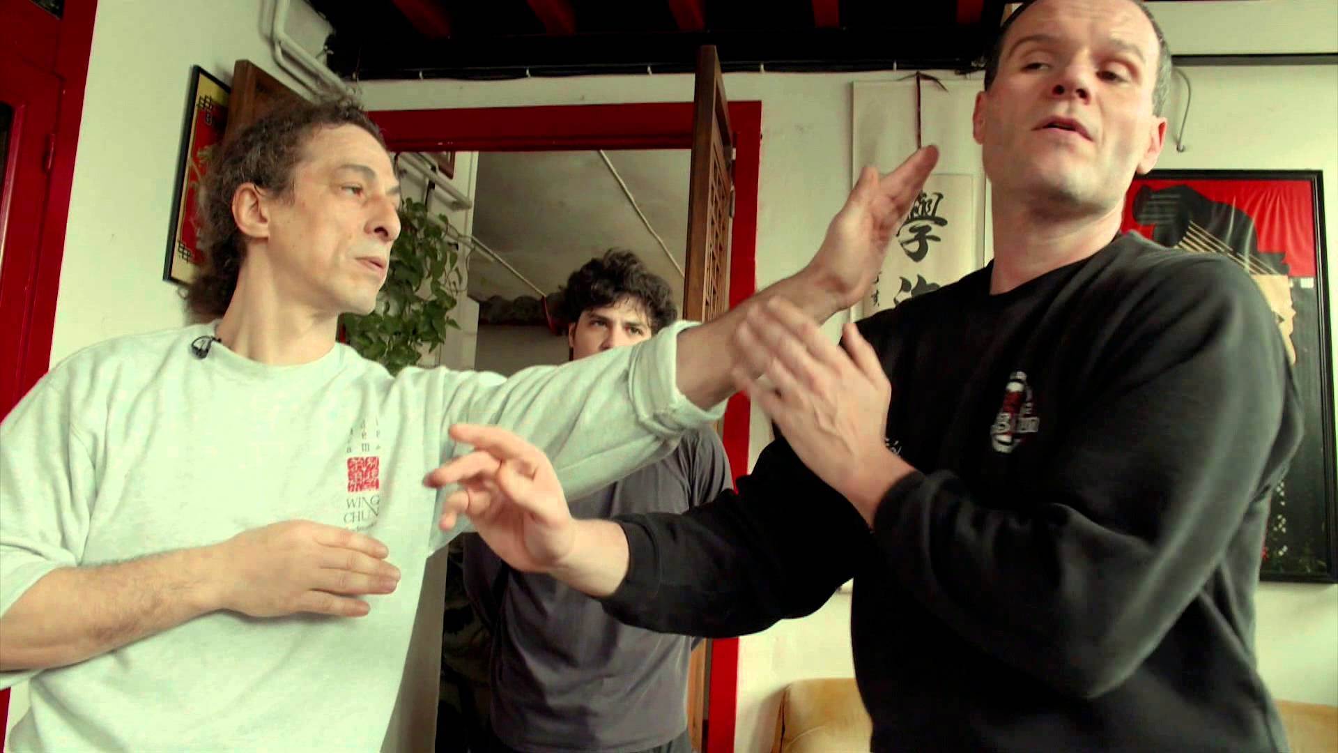 Wing Chun 3 Phases